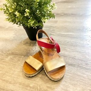 CYNTHIA ROWLEY Sandals Toddler Size 7